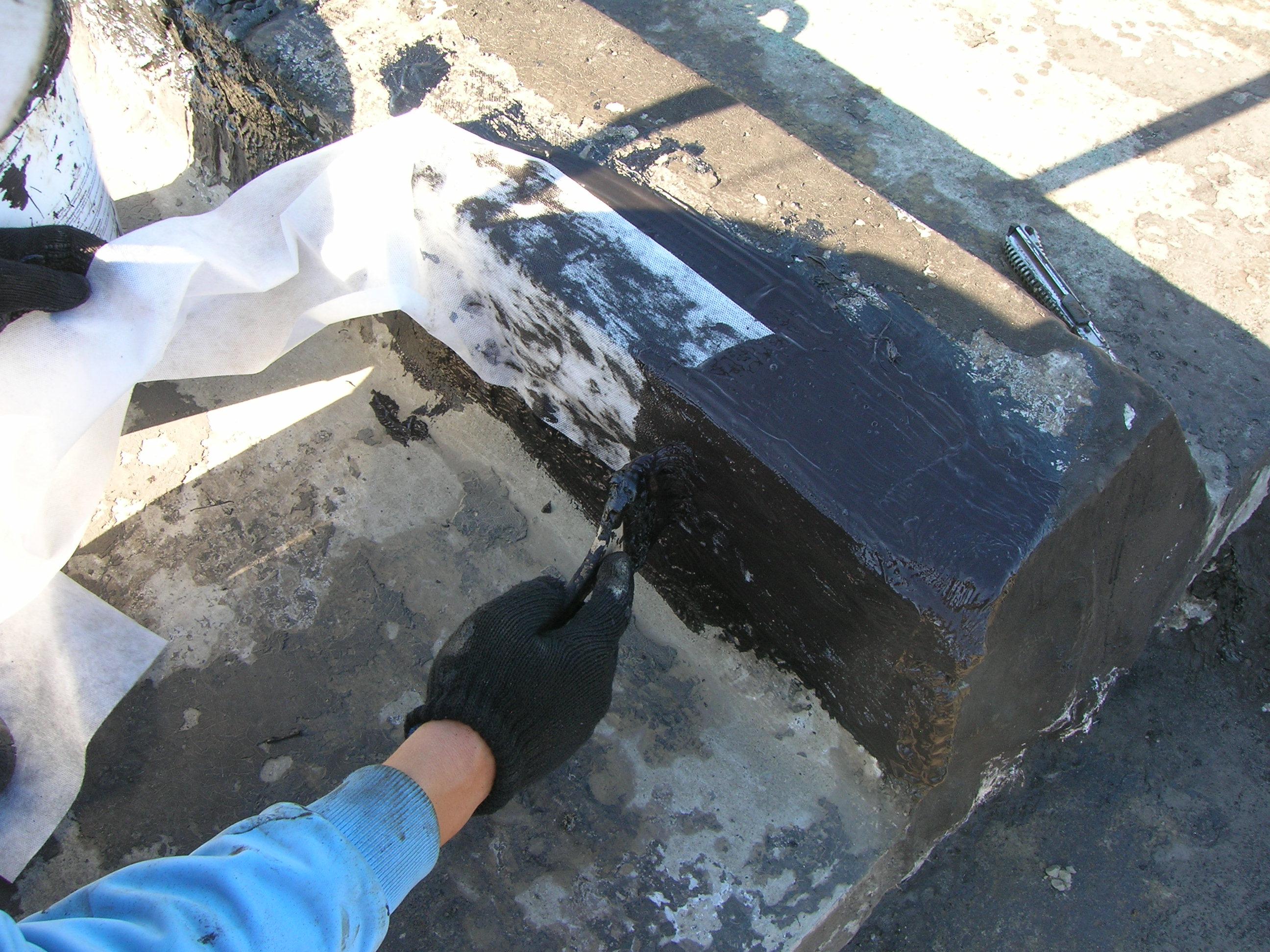 Как сделать битумную мастику для гидроизоляции своими руками 5