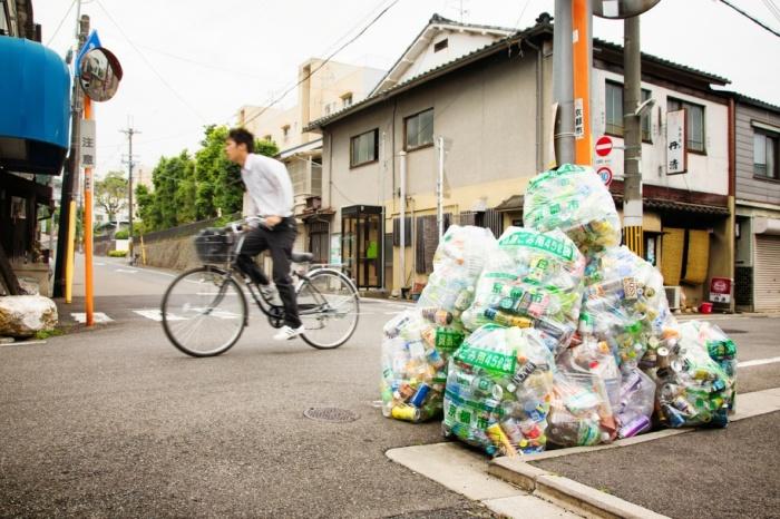 Как Япония поборола мусорные свалки