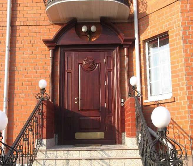 входные двери для загородного дома в раменском районе
